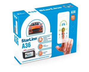 StarLine A36 CAN