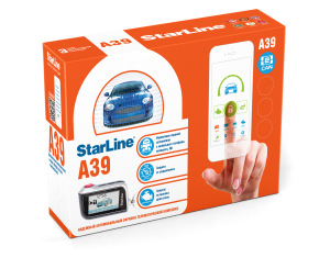 StarLine A39 CAN
